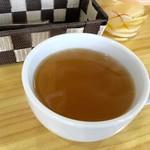 ブッチャーノ - セルフのコンソメスープ