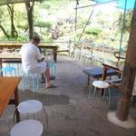 日本一うまいところてん - 食事スペースはこんなカンジ