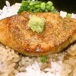 EAT Beat - フォアグラのひつまぶし風ご飯