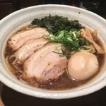 麺や 幸村 - 得のせ魚介醤油