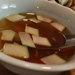 ベトナム料理 オーセンティック - ブンチャー(の具のスープ)