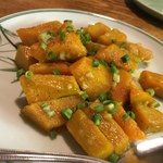 ベトナム料理 オーセンティック - ロロン南瓜の炒め物