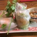 ベトナム料理 オーセンティック - 料理写真:生春巻(ハーブたっぷり)