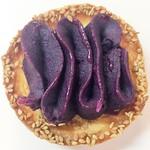 56768926 - 紫芋のタルト