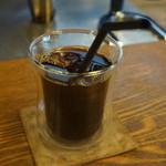 逃現郷 - アイスコーヒー