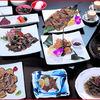 明月 - 料理写真:トラジコース