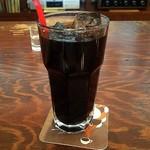 ミンガスコーヒー - アイスコーヒー強め