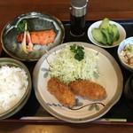 レストランごとう - 定食セット