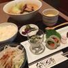 なかいち亭 - 料理写真:ランチの卵とじ味噌ラーメンセット