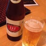 GOI CUON - ベトナムビールといえば333