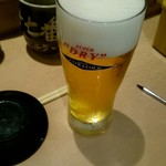 札幌シーフーズ - エクストラコールド600円