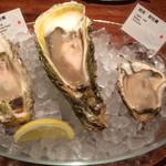 オストレア 銀座8丁目店 - 岩牡蠣