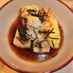 味彩 悠 - 揚げ出し豆腐