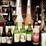 韓日亭 - お酒もいっぱい