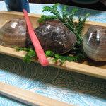 魚重楼 - 桑名の焼き蛤