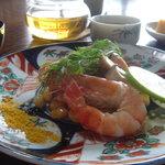 魂留待 - ランチ③(魚料理①)