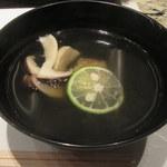 和食 浮橋 - 潮汁