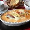 チロル - 料理写真:秋ナスのトマトグラタン