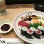 びっくり寿司 -