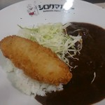 56801738 - 牛筋カレー+白身魚