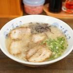 無法松 - ラーメン650円