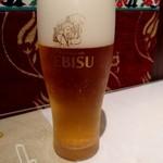 イスタンブール - 生ビール
