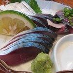 若潮 - 料理写真:屋久鯖