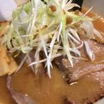 自家製麺 火の鳥73 - 味噌らぁ麺