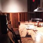 クルミドコーヒー - 地下の席も素敵なクルミド珈琲店~♪