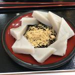 住吉屋総本店 - 料理写真:葛餅