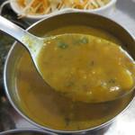 56812578 - ネパール豆カレー。
