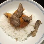 56813056 - [食事]                       雲丹の玉子掛け御飯、伊産とりゅふ
