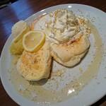 56814005 - レモンパンケーキ