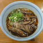 Izurashuuzenjisobadokoro - 椎茸そば 380円