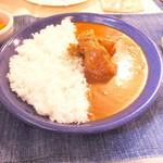 MOMO - 料理写真:チキンカレー