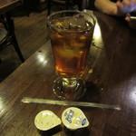 JSレネップ - アイスフルーツティー +150円