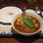 ターラ - チキン野菜カレー
