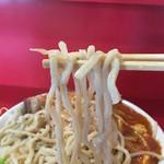 56816486 - つけ麺の麺