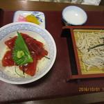 豊陣 - 「マグロ丼ランチ 880円(税別)」