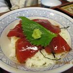 豊陣 - 「マグロ丼」
