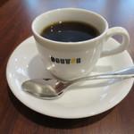 ドトールコーヒーショップ - コーヒー220円(内税)。