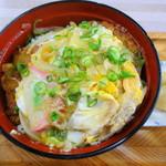 にしだ食堂 - 料理写真:カツ丼 650円