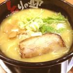 とりの助 - 濃厚鶏白湯☺︎750円