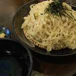 醤油ラーメン かまやつ - 「ざる麺」普通盛