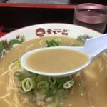 天下一品 - こってりのスープ