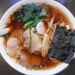 青島食堂 - 青島ラーメン750円