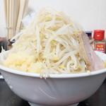 へーちゃんラーメン - へーちゃんラーメン+野菜ニンニク