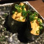 横浜 肉寿司 - フォアグラ♡