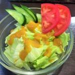Kuromimirapan - サラダ