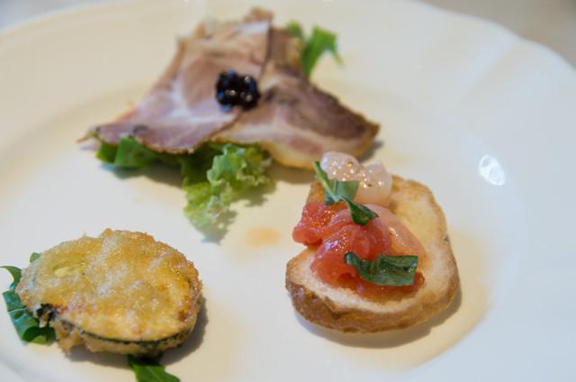 コージ・コルディアーレの料理の写真